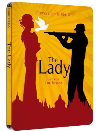 Lady (The) (Ltd Steelbook) - Lady (The) [Blu-Ray]