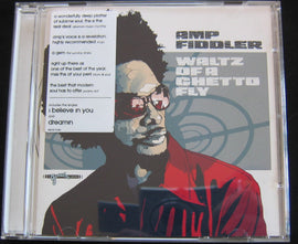 Amp Fiddler - Waltz Of A Ghetto Fly [CD]