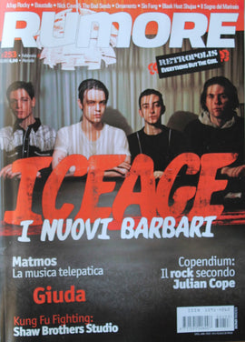 Rumore Magazine (Iceage Everything But The Girl)253Febbraio2013