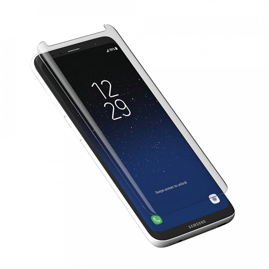 Zagg Invisibleshield Glass Curved For Samsung Galaxy S8 - Clear
