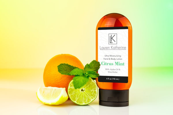 Citrus Mint Hand and Body Lotion