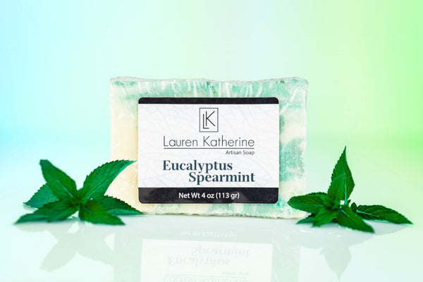 Eucalyptus Spearmint Soap Bar