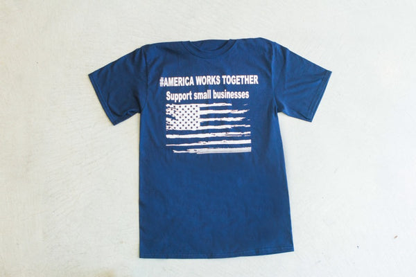 America Works Together T-Shirt