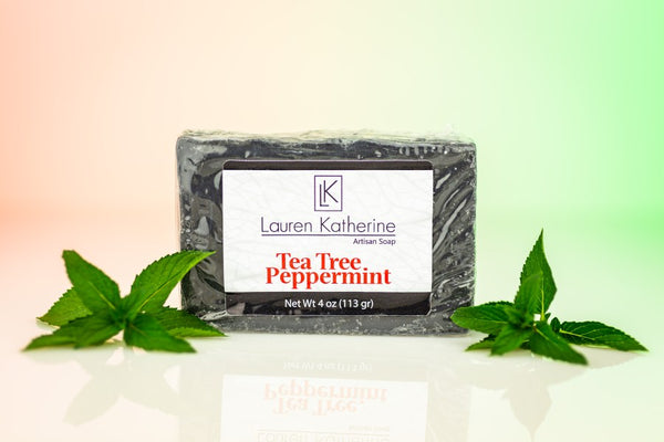 Tea Tree Peppermint Soap Bar