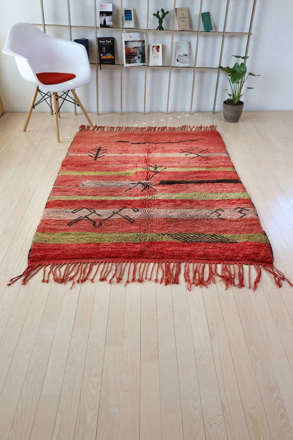 Vintage Chichaoua rug - LALLA