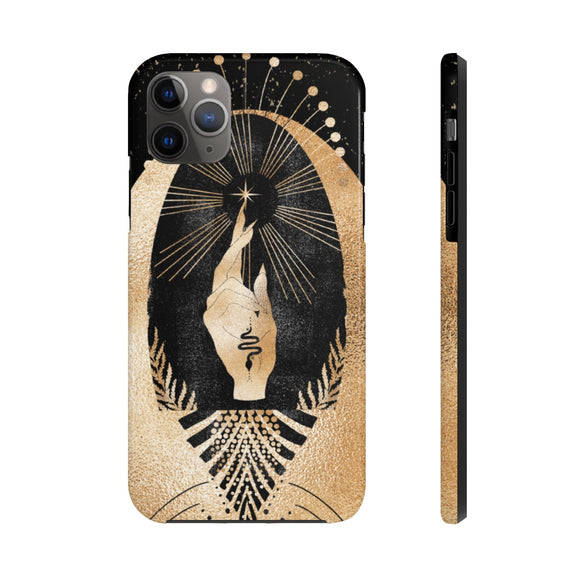 Mystic Hand Tough Phone Case