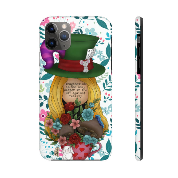 Alice in Wonderland Tough Phone Case