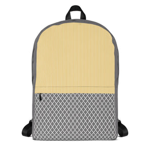 Sunny Days Backpack Laptop Bag