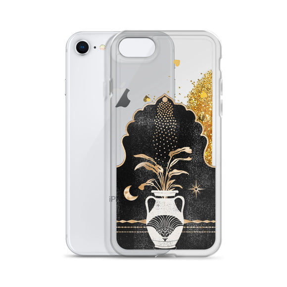 Amphora Glitter Iphone Case