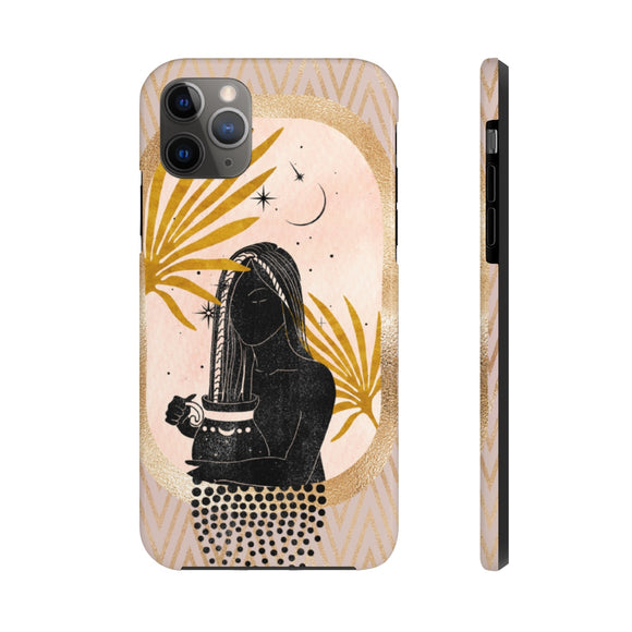 Magical Woman Tough Phone Case