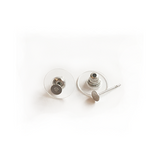 Hastag Stud Earrings - Esdee Designs