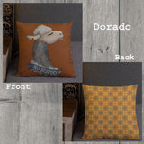 Llama Indoor Outdoor Accent Pillow - Esdee Designs