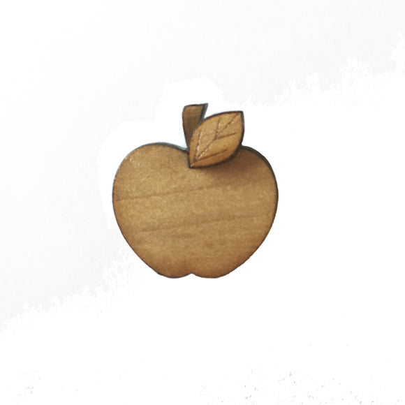 Apple Lapel Pin/Magnet - Esdee Designs