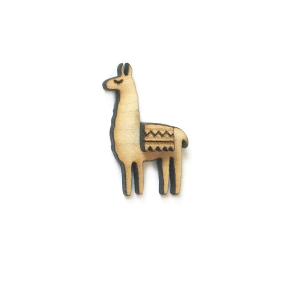 Llama Pin/Magnet Version 3 - Esdee Designs