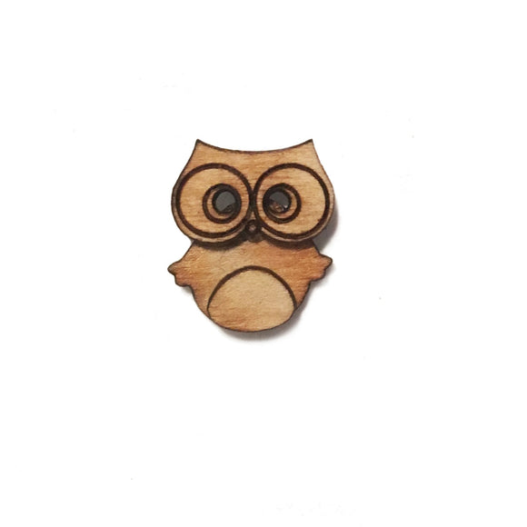 Owl Pin/Magnet - Esdee Designs