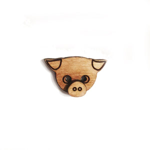 Piggy Pin/Magnet - Esdee Designs