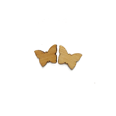 Butterfly Stud Earrings - Esdee Designs