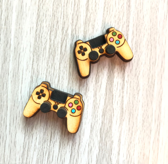Game Controller Lapel Pin/Magnet - Esdee Designs