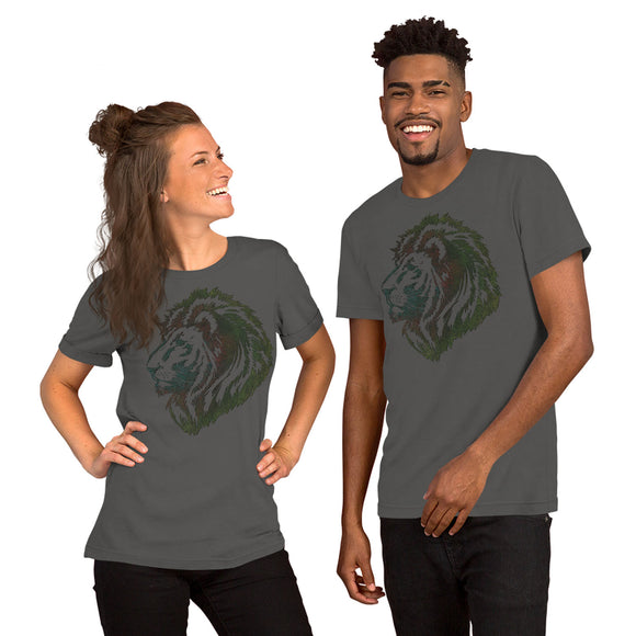 King of the Jungle Unisex T-Shirt - Esdee Designs