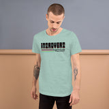 Introvert Unisex T-Shirt - Esdee Designs