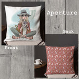 Capture the Moments Indoor Outdoor Accent Pillow - Esdee Designs