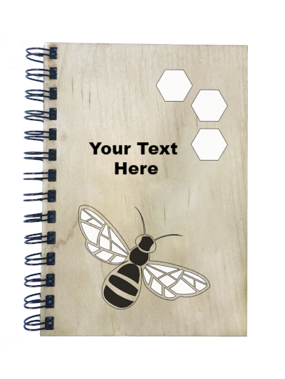 Bee Notebook - Esdee Designs
