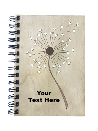 Dandelion Notebook - Esdee Designs