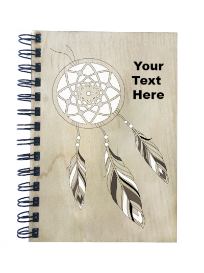 Dream Catcher Notebook - Esdee Designs