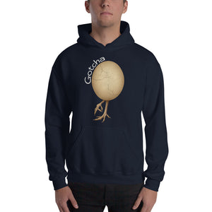 Egg Gazer Hooded Sweatshirt