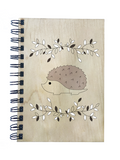 Hedgehog Notebook - Esdee Designs