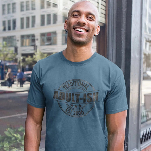 Adultish Unisex T-Shirt