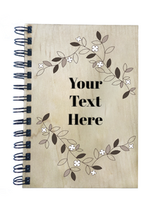 Leaves Notebook - Esdee Designs