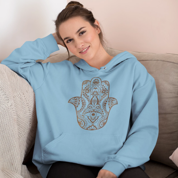 Hamsa Hooded Sweatshirt
