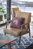 Unicorn Indoor Outdoor Accent Pillow