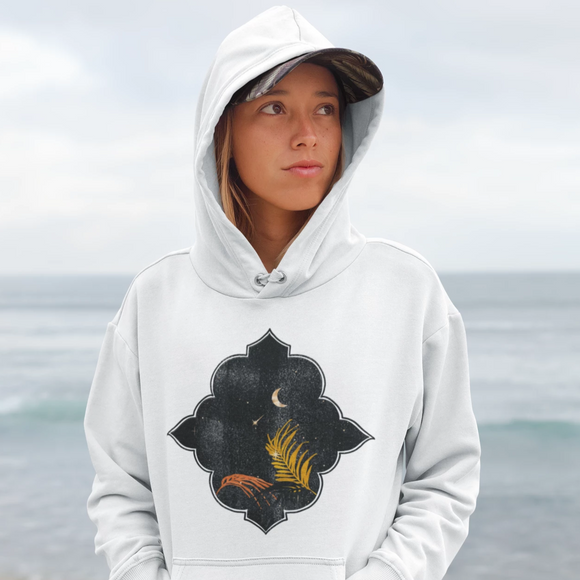 Magic Moon Hooded Sweatshirt