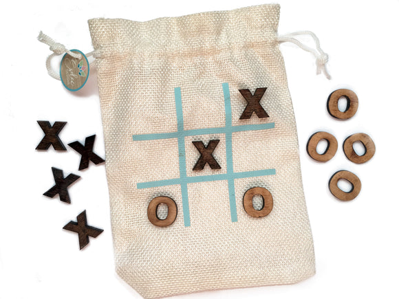 Travel Tic Tac Toe - Esdee Designs