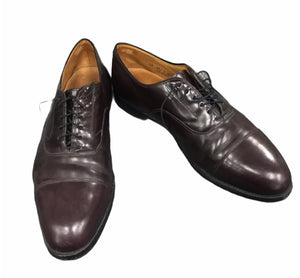 Johnston & Murphy Oxblood Shoe Size 12 Shoes