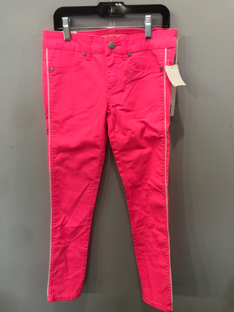 Joe's Pink Size 10 NEW Boutique Girls Pants Ultra Slim Fit