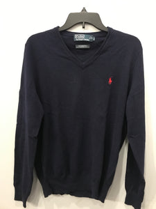 Ralph Lauren Blue Size Small Men's Shirt Sweater