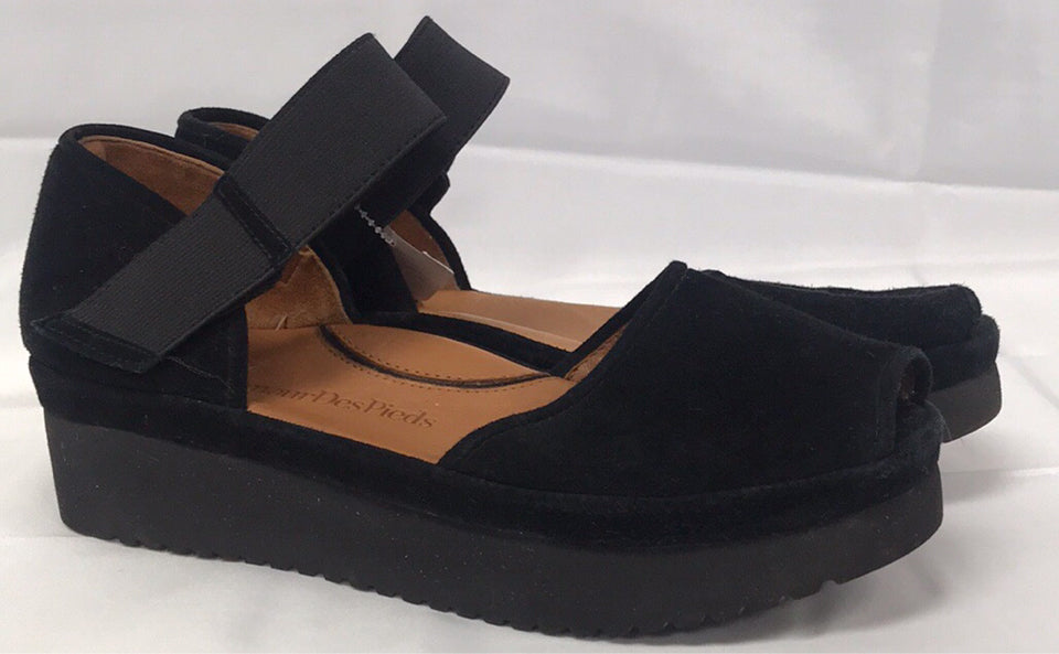 L'Amour Des Pieds Shoe Size 7 Black Women's Shoes