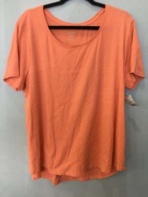 Size 4(20/22-xxl) Chico's Melon Women's Shirt
