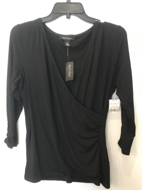 Size Medium White House Black Market Black Women's NEW Shirt