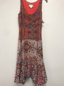 Anthropologie Multi-Color Size 6 Women's Dress