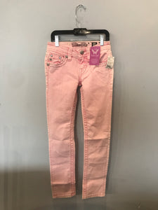 Miss Me Pink Size 10 NEW Boutique Girls Skinny Jeans