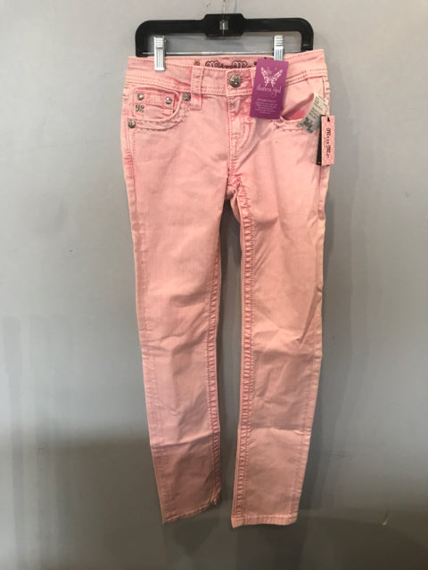 Miss Me Pink Size 12 NEW Boutique Girls Skinny Jeans