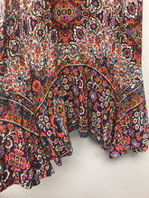Load image into Gallery viewer, Anthropologie Multi-Color Size 6 Women's Dress