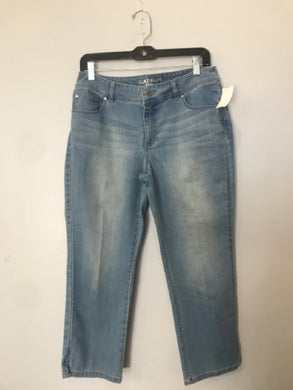Size 00(0/2) Platinum Chico's Blue Women's Jeans