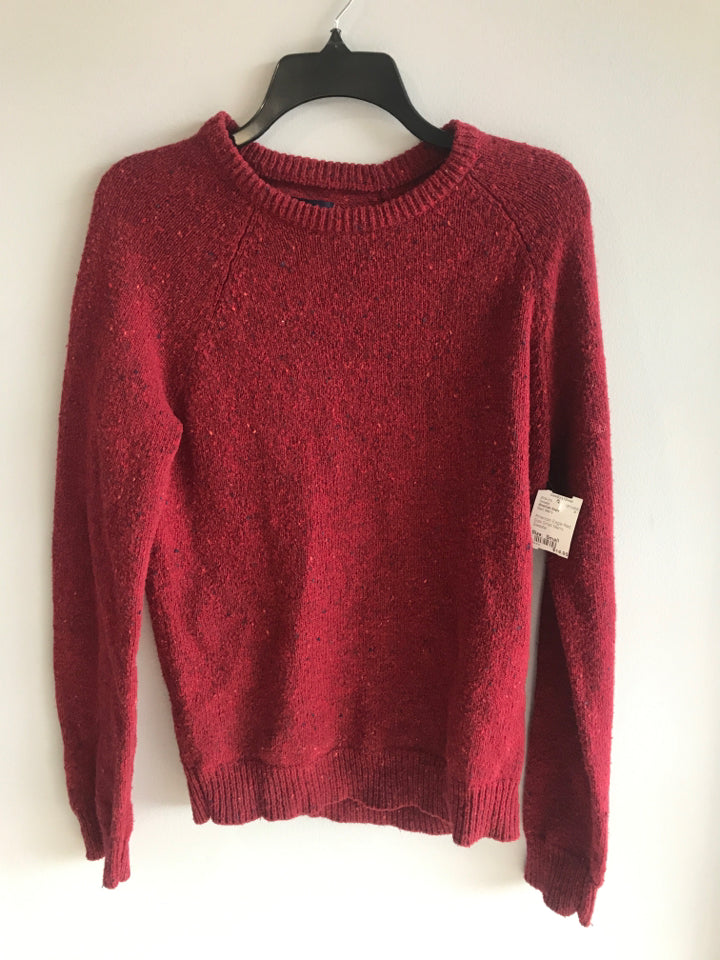 American Eagle Red Size Small Men's Sweater