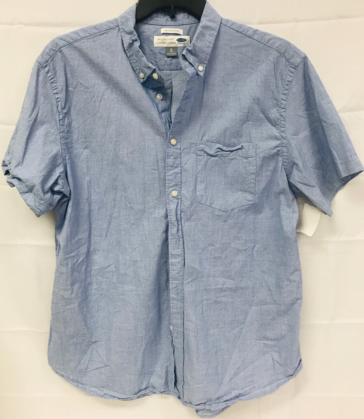 Blue Size XLarge Old Navy Men's Polo