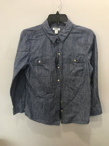 Size Medium Old Navy Blue Women's Shirt